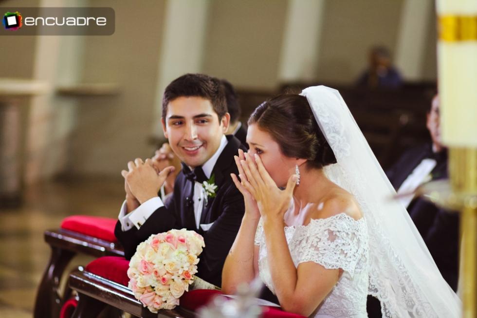 fotos de bodas peru iglesia